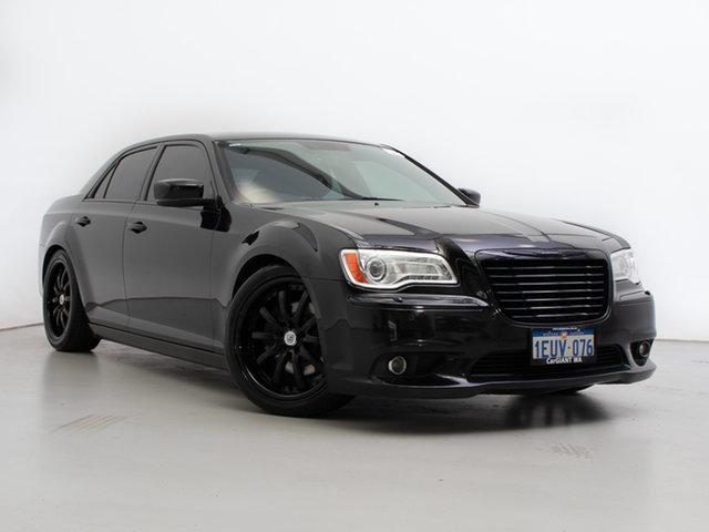 Used Chrysler 300 MY12 C, 2013 Chrysler 300 MY12 C Black 8 Speed Automatic Sedan