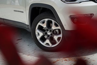2020 Jeep Compass M6 MY20 Limited Vocal White/le 9 Speed Automatic Wagon.