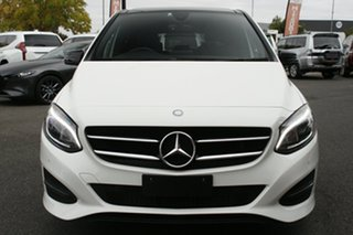 2016 Mercedes-Benz B-Class W246 807MY B200 DCT Cirrus White 7 Speed Sports Automatic Dual Clutch