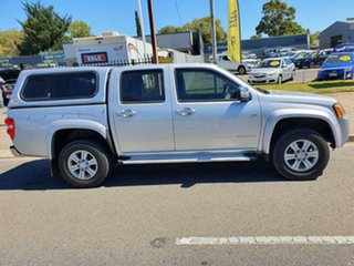 2009 Holden Colorado RC MY09 LT-R Crew Cab 4x2 Silver 4 Speed Automatic Utility