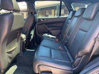 2015 Ford Everest UA Titanium Black 6 Speed Sports Automatic SUV