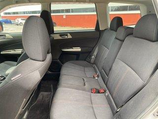 2009 Subaru Forester MY09 XT Silver 5 Speed Manual Wagon