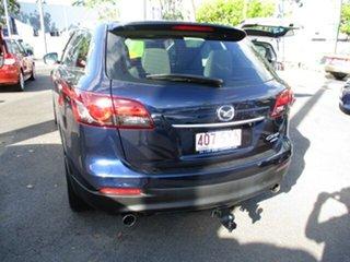 2013 Mazda CX-9 LUXURY Blue 4 Speed Automatic Wagon