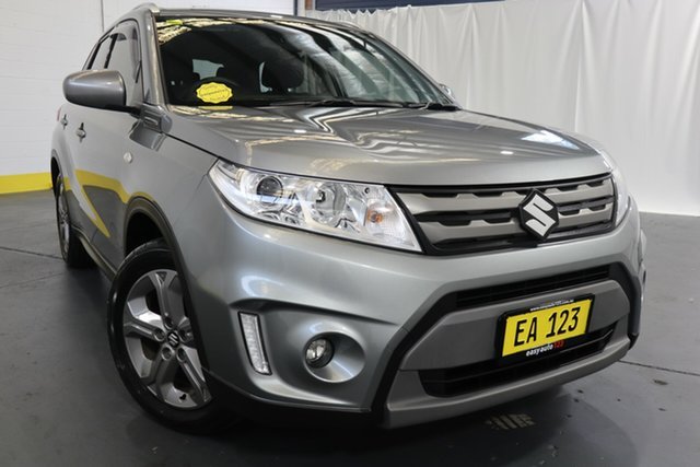 Used Suzuki Vitara LY RT-S 2WD Castle Hill, 2016 Suzuki Vitara LY RT-S 2WD Grey 6 Speed Sports Automatic Wagon