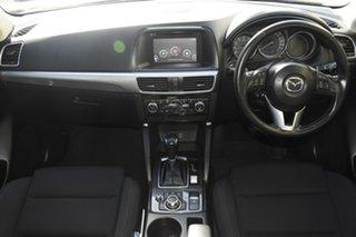 2016 Mazda CX-5 KE1072 Maxx SKYACTIV-Drive Sport Meteor Grey 6 Speed Sports Automatic Wagon