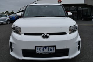 2012 Toyota Rukus AZE151R Build 2 Hatch White 4 Speed Sports Automatic Wagon