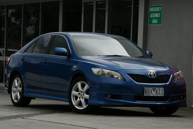 Pre-Owned Toyota Camry Glen Waverley, Camry L4 Sportivo 2.4L Petrol Automatic Sedan