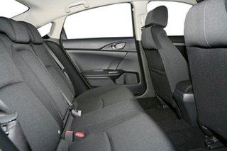 2020 Honda Civic 10th Gen MY20 VTi-S Modern Steel 1 Speed Constant Variable Sedan