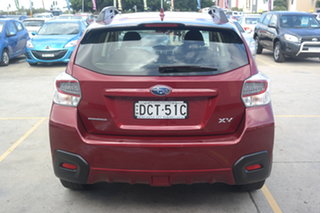 2015 Subaru XV G4X MY15 2.0i Lineartronic AWD Red 6 Speed Constant Variable Wagon