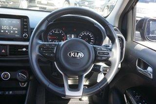 2018 Kia Picanto JA MY18 GT-Line Black 4 Speed Automatic Hatchback