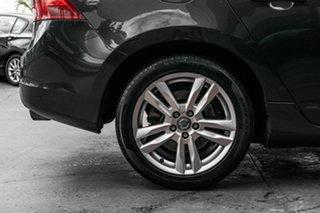 2012 Volvo S60 F Series MY13 T4 PwrShift Teknik Grey 6 Speed Sports Automatic Dual Clutch Sedan