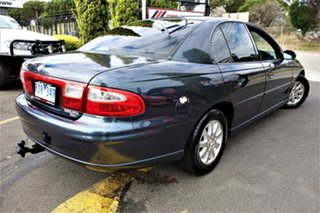 2001 Holden Berlina VX II Grey 4 Speed Automatic Sedan.