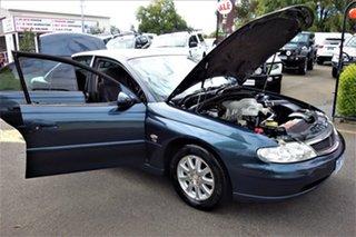 2001 Holden Berlina VX II Grey 4 Speed Automatic Sedan
