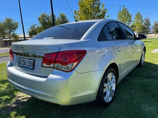 2015 Holden Cruze JH Series II MY16 Equipe Silver 6 Speed Sports Automatic Sedan
