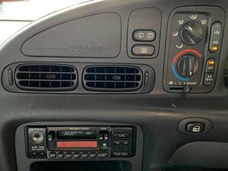 1998 Ford Falcon EL GLi Blue 4 Speed Automatic Wagon