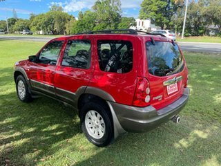 2007 Mazda Tribute MY2006 Luxury Red 4 Speed Automatic Wagon