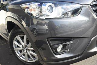 2016 Mazda CX-5 KE1072 Maxx SKYACTIV-Drive Sport Meteor Grey 6 Speed Sports Automatic Wagon.