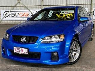 2011 Holden Commodore VE II MY12 SV6 Blue 6 Speed Sports Automatic Sedan.