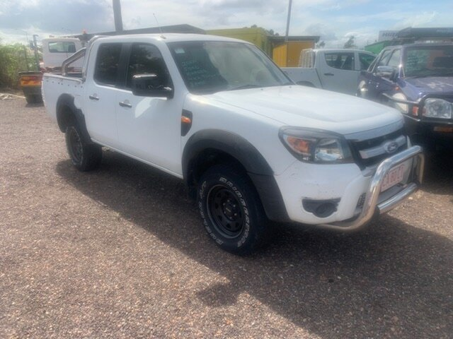 Used Ford Ranger XL Pinelands, 2009 Ford Ranger XL White 5 Speed Manual Double Cab