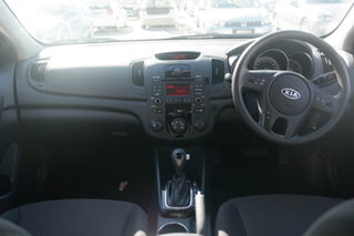 2012 Kia Cerato TD MY12 SI Silver 6 Speed Sports Automatic Sedan