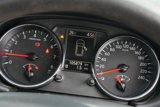 2011 Nissan Dualis J10 Series II MY2010 ST Hatch Purple 6 Speed Manual Hatchback