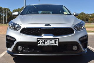 2020 Kia Cerato BD MY21 S Silky Silver 6 Speed Sports Automatic Hatchback