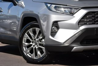 2020 Toyota RAV4 Mxaa52R Cruiser 2WD Silver 10 Speed Constant Variable Wagon