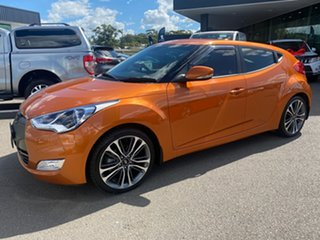 2015 Hyundai Veloster FS4 Series II Coupe Tiger 6 Speed Manual Hatchback
