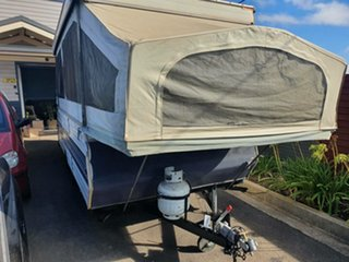 1985 Jayco Outback Swan Pop Top