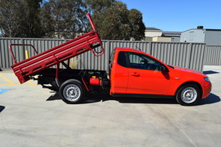 2012 Ford Falcon FG MkII Ute Super Cab Red 6 Speed Manual Utility.
