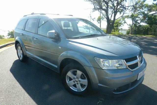 Used Dodge Journey JC MY10 SXT Gladstone, 2010 Dodge Journey JC MY10 SXT Grey 6 Speed Automatic Wagon