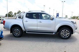 2020 Nissan Navara D23 S4 MY20 ST-X King Cab Brilliant Silver 6 Speed Manual Utility.