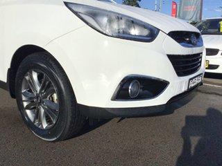 2014 Hyundai ix35 LM3 MY14 SE White 6 Speed Sports Automatic Wagon.