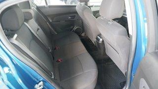 2012 Holden Cruze JH Series II MY12 Equipe Green 5 Speed Manual Hatchback