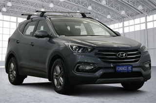2017 Hyundai Santa Fe DM3 MY17 Active Silver 6 Speed Sports Automatic Wagon
