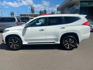 2019 Mitsubishi Pajero Sport QF MY20 GLX White 8 Speed Sports Automatic Wagon.