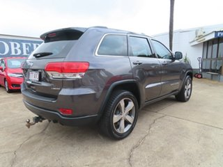 2015 Jeep Grand Cherokee WK MY15 Laredo (4x4) Grey 8 Speed Automatic Wagon.