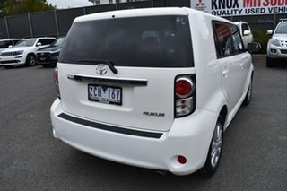 2012 Toyota Rukus AZE151R Build 2 Hatch White 4 Speed Sports Automatic Wagon.