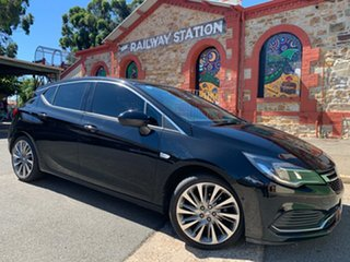 2017 Holden Astra BK MY17 RS-V Black 6 Speed Sports Automatic Hatchback
