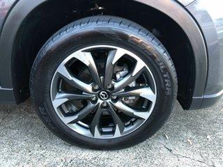2015 Mazda CX-5 KE1022 Akera SKYACTIV-Drive AWD Grey 6 Speed Sports Automatic Wagon