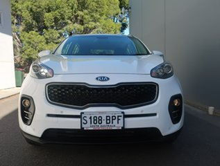 2017 Kia Sportage QL MY17 Si 2WD Premium White 6 Speed Sports Automatic Wagon