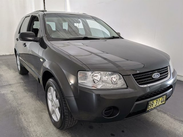 Used Ford Territory SY TS Maryville, 2009 Ford Territory SY TS Grey 4 Speed Sports Automatic Wagon