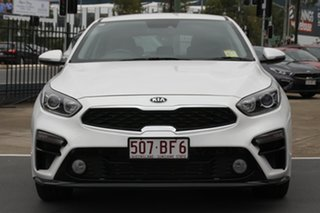 2020 Kia Cerato BD MY21 S Snow White Pearl 6 Speed Sports Automatic Hatchback