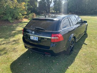 2016 Holden Commodore VF II MY16 SS V Sportwagon Redline Black 6 Speed Sports Automatic Wagon
