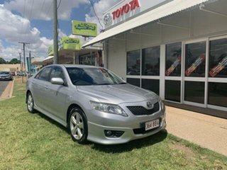 2011 Toyota Camry ACV40R 09 Upgrade Sportivo Silver 5 Speed Automatic Sedan.