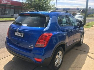 2016 Holden Trax TJ LS Blue Automatic