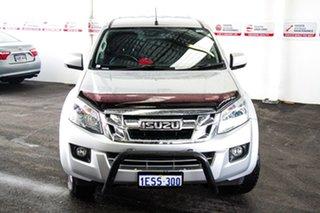 2014 Isuzu D-MAX TF MY15 LS-M HI-Ride (4x4) 5 Speed Manual Crew Cab Utility.