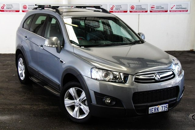 Pre-Owned Holden Captiva CG MY12 7 CX (4x4) Myaree, 2012 Holden Captiva CG MY12 7 CX (4x4) 6 Speed Automatic Wagon