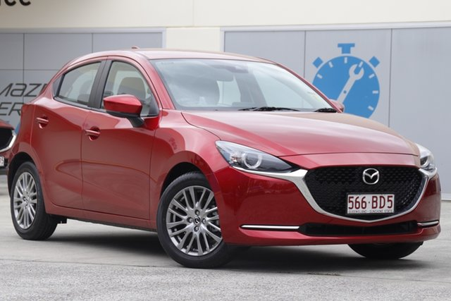 Demo Mazda 2 DJ2HAA G15 SKYACTIV-Drive Evolve Bundamba, MAZDA2 Q 6AUTO HATCH G15 EVOLVE