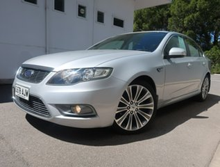 2010 Ford Falcon FG G6E 50th Anniversary Silver 6 Speed Sports Automatic Sedan.